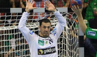 Löwen-Keeper Stojanovic wechselt nach Katar (Foto)
