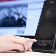 Große Lautsprecher brauchen große Räume (Foto)