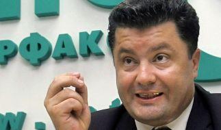 Poroschenko gegen Verhandlungen mit prorussischen Milizen (Foto)