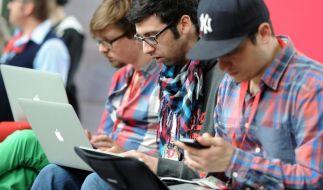Medienwissenschaftler warnt vor Informationsfiltern (Foto)