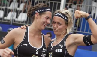 Beachvolleyballtour: Nationalteams als Zugpferde (Foto)