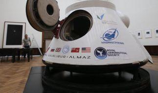 Sowjetische Raumkapsel sucht neuen Besitzer (Foto)