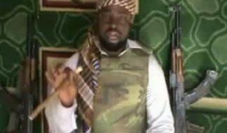 Die Terrorgruppe Boko Haram tötete bei einem Anschlag in Nigeria wahllos 200 Menschen. Der Screenshot zeigt einen Mann der behauptet der Boko-Haram-Chef Abubakar Shekau zu sein. (Foto)