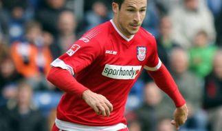 Leckie wechselt aus Frankfurt zum FC Ingolstadt (Foto)