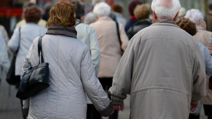 Kanzleramt sucht Einigung zwischen Union und SPD bei Rente (Foto)