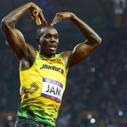 Bolt ersetzt gestohlene Schuhe im Wert von 20000 Pfund (Foto)