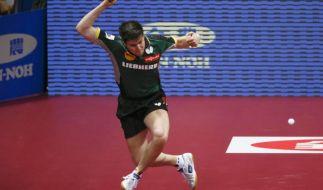 Ovtcharov und Boll spielen für chinesische TT-Clubs (Foto)