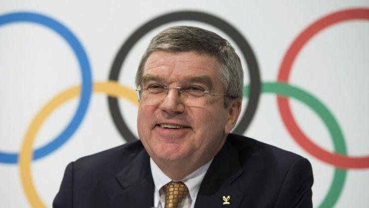 IOC verlängert TV-Vertrag für 7,75 Milliarden Dollar (Foto)
