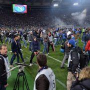 Serie A bestraft Neapel: Zwei Spiele ohne Zuschauer (Foto)