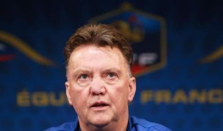 Van Gaal relativiert United-Spekulationen (Foto)