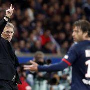 Paris trotz Niederlage gegen Rennes Meister (Foto)