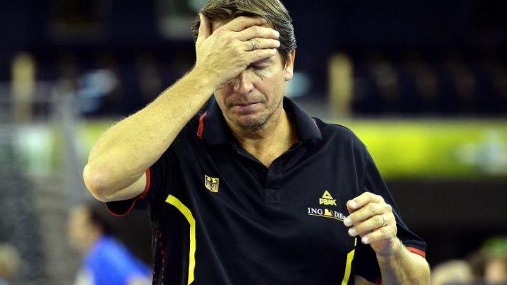 Verwirrung um Verbleib von Bundestrainer Menz (Foto)