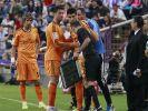 Real nur 1:1 inValladolid - Ronaldo verletzt (Foto)