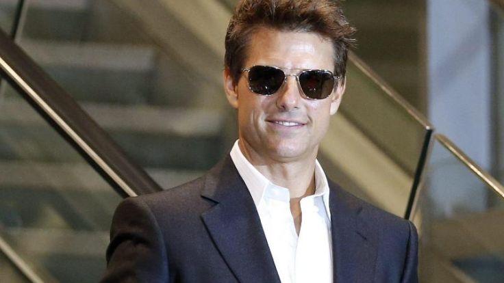 Tom Cruise:Drei Premieren an einem Tag (Foto)