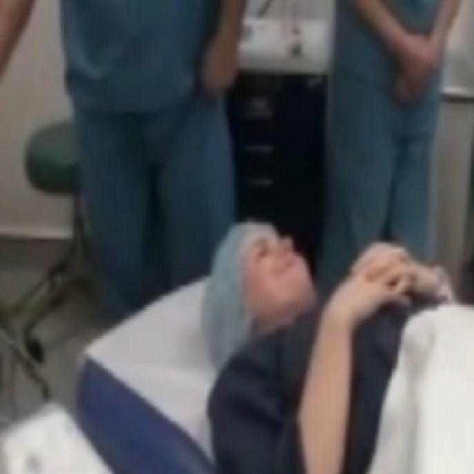 Krass! Frau filmt Abtreibung und stellt sie auf YouTube (Foto)