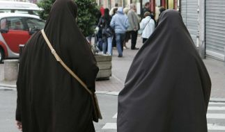 Polygynie im Islam. (Foto)