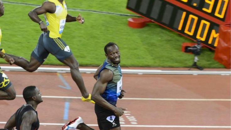 Diamanten der Leichtathletik funkeln wieder (Foto)