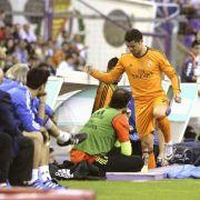Ronaldo mit Muskelproblemen - «Verletzung nicht ernst» (Foto)