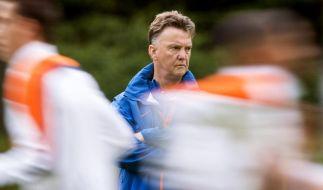 Van Gaal: Niederlande können bei der WM überraschen (Foto)