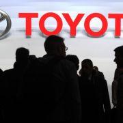 Toyota fährt Rekordgewinn ein (Foto)