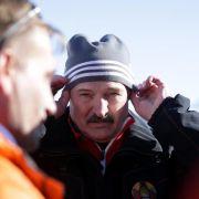 Umstrittene WM-Premiere im Land von Lukaschenko (Foto)