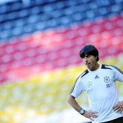 Bundestrainer Löw gibt vorläufigen WM-Kader bekannt (Foto)