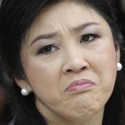 Thailands Antikorruptionsbehörde klagt Yingluck an (Foto)