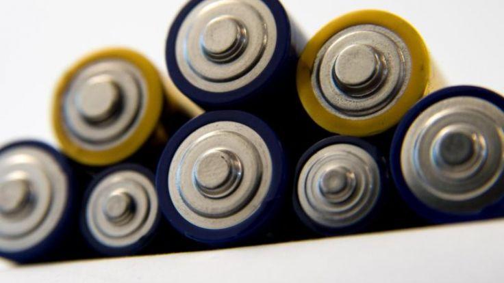 Batterien im Kühlschrank lagern (Foto)