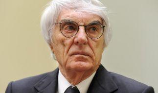 Showdown vor Gericht: Gribkowsky-Aussage vs. Ecclestone (Foto)