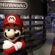 Super-Mario-Figuren sollen Nintendo aus der Krise führen (Foto)