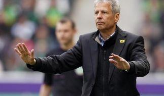 Coach Favre spricht von «Endspiel um Platz fünf» (Foto)