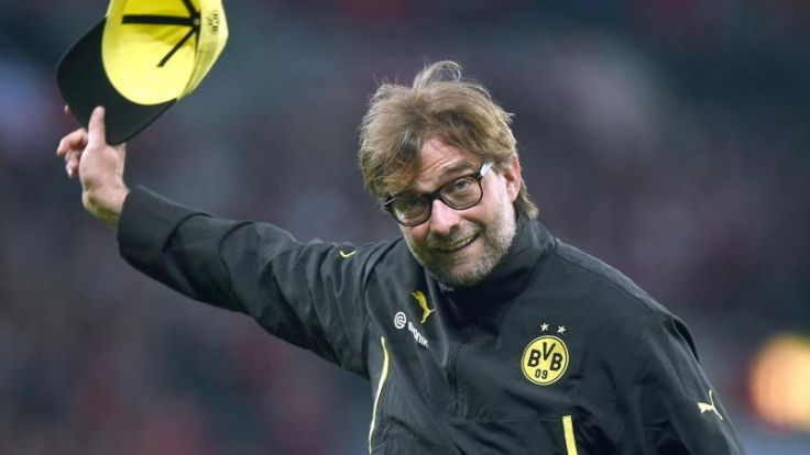 BVB-Trainer Klopp will 70-Punkte-Hürde überqueren (Foto)