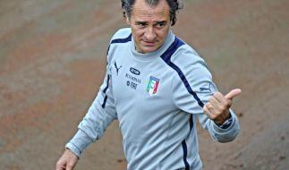 Prandelli: Klare Vorstellungen von Italiens WM-Kader (Foto)