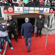 Veh nimmt Abschied aus Frankfurt (Foto)