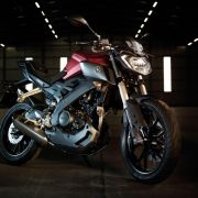 Streetfighter für Einsteiger:Yamaha erweitert MT-Modellfamilie (Foto)
