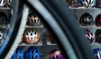 Aussehen ist nicht alles:Was beim Fahrradhelm zählt (Foto)