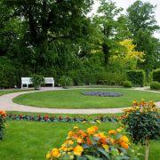 Liebermanns Garten am Wannsee wieder komplett (Foto)