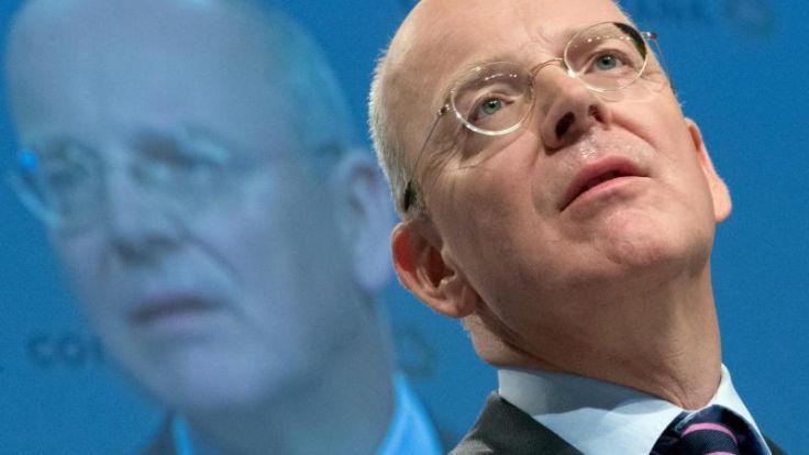 Commerzbank macht Aktionären Hoffnung auf bessere Zeiten (Foto)
