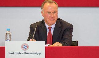 Bayern «sehr irritiert über Teile der Öffentlichkeit» (Foto)