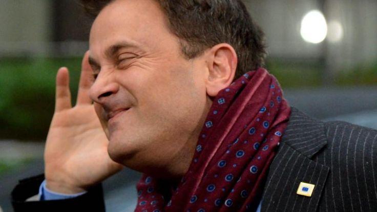 Luxemburgs Premier empfängt «Wer wird Millionär»-Kandidaten (Foto)