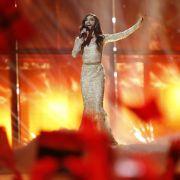 Zehn weitere Acts haben es vom zweiten Halbfinale ins Finale des Eurovision Song Contests 2014 geschafft. Durchsetzen konnte sich unter anderem Conchita Wurst für Österreich.