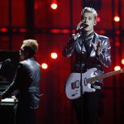 Für Finnland darf die Band Softengine mit dem Song «Something Better» weiter kämpfen.