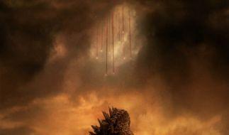 Godzilla is back! Ab dem 15. Mai kehrt das Urzeitmonster zurück auf die große Leinwand. (Foto)