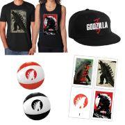 Gewinnen Sie mit news.de eines von zwei prall gefüllten Fanpaketen zum Kinostart von «Godzilla».