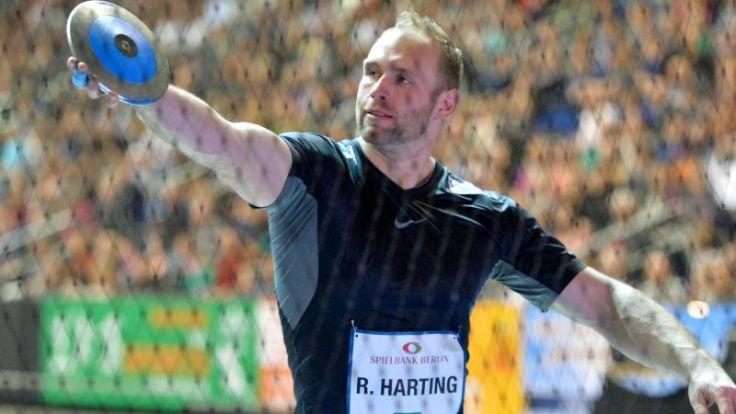 Hartings Ziele: Bachelor in Berlin, EM in der Schweiz (Foto)