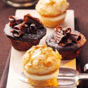 Bienenstich-Muffins (Foto)