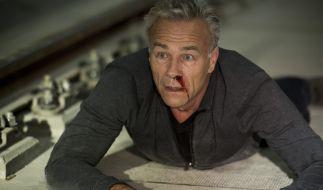 Kommissar in Gefahr: Max Ballauf (Klaus J. Behrendt) wurde vor eine fahrende U-Bahn gestoßen. (Foto)