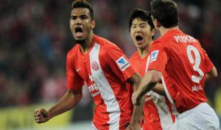 Medien: Mainzer Choupo-Moting vor Wechsel zum AS Rom (Foto)