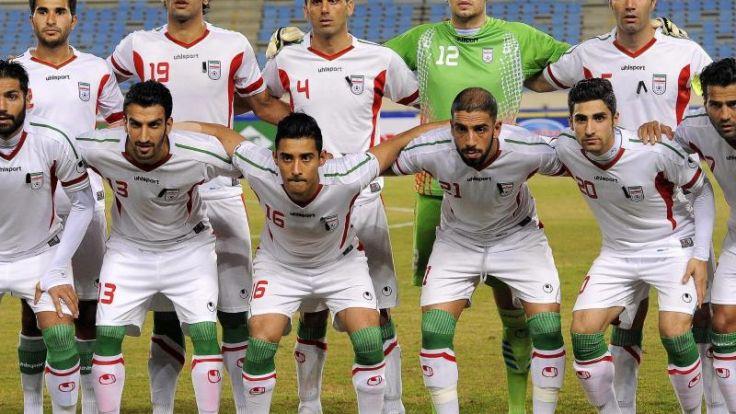Iran hat zu wenige Trikots - Kein Trikottausch bei WM (Foto)