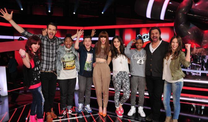 «The Voice Kids» Finale 2014